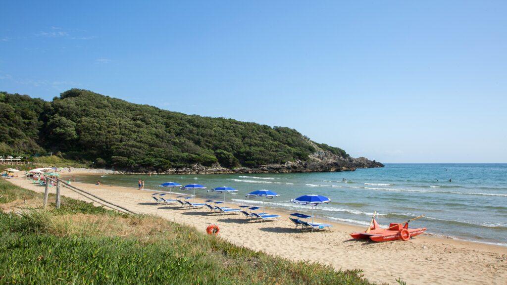Luglio a Gaeta al mare in famiglia con bambini gratis